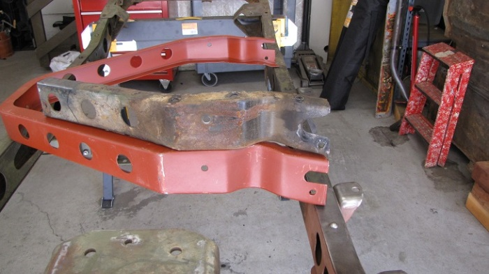 MD Juan GPW Pintle Brace Review | Restoration of 1945 Ford