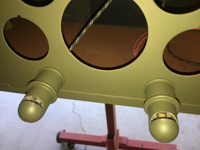 Boltup 10 Panel Lights